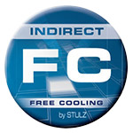 Indirect free cooling